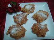 Receta: Fritos de Manzanas