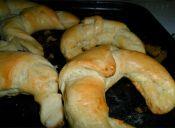 Receta paso a paso: Croissant