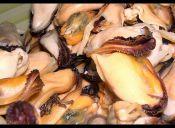¿Cómo cocer choritos de mar en microondas?