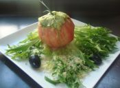 Tomates rellenos con Cuscús