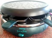 Review: Raclette Gourmet - Grill Tefal