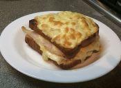 Para un desayuno de campeones: Sándwich Croque Monsieur