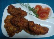 Pollo frito extra crujiente