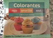 ¿Hay riesgo al consumir alimentos con colorantes?