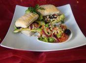 Ensalada innovadora: Mote con verduras frescas