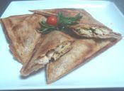 Prepara una rica Empanada integral ¡sin horno!