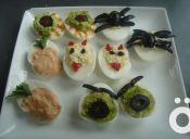 5 formas de preparar huevos para Halloween