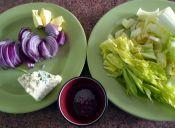 Receta: Sopa de apio y queso roquefort