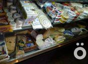 ¿Dónde comprar quesos gourmet en Santiago?