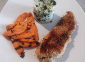 Recetas rápidas: Pollo apanado con panko