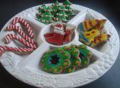 Cómo hacer Galletones navideños