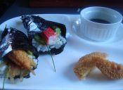 Cómo preparar Temaki sushi