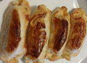 Cómo preparar paquetitos de salchicha