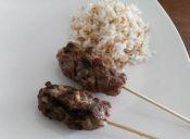 Cómo hacer un Kebab de carne molida