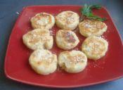 Prepara unas Galletas de queso para tu picoteo