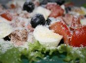 Receta: Ensalada mediterránea