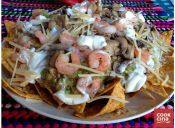 Receta: California nachos