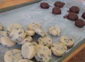 Receta: Trufas de galletas y queso crema