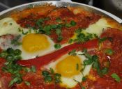Brunch: huevos a la flamenca