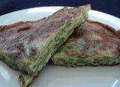 Receta: Tortilla de porotos verdes