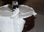 Dato: cobertura de torta fácil con azúcar flor