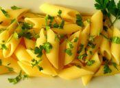 Talllarines con limón y cilantro: livianos y salvadores