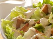 La receta original de la clásica Ensalada César