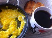 Lo maravilloso de tomar desayuno