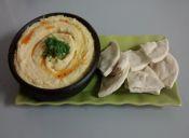 Receta: Hummus de Garbanzos