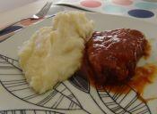 Carne Mechada a la chilena