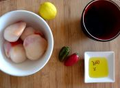 Cómo preparar Ostiones con salsa picante asiática