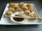 Cómo preparar Sushi tempura