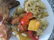 Prepara un Salteado de Vegetales Horneados