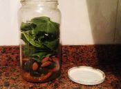Cómo preparar Ensaladas en frascos de vidrio