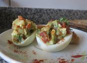 Prepara Huevos Endiablados para el desayuno