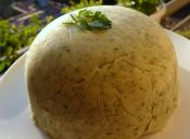 Prepara un Mousse de Cilantro