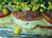 Cómo hacer una Masa de Pizza a base de Quinoa