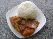Prepara Pollo en salsa negra
