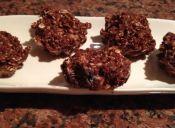 Cómo hacer Bolitas de cacao y avena