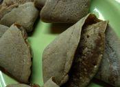Prepara panqueques de chuño, centeno y ajonjolí