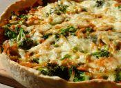 Cómo preparar una Tarta de brócoli