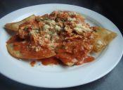 Cómo preparar Chilaquiles de Pollo