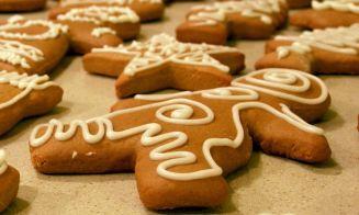 Receta paso a paso simple: preparar galletas de jengibre.