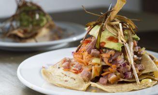 Receta mexicana : Tostadas de pata