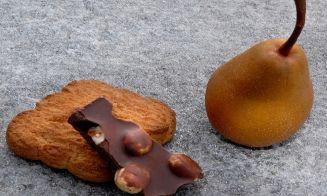 Receta para preparar Galletas de Pera
