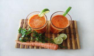 Smoothie de carotenos: saludable y delicioso