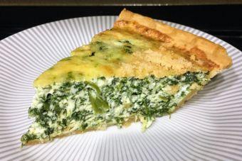 Comida Francesa: Cómo hacer un Quiché Florentine