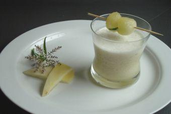 Prepara Mint Melón
