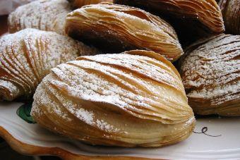 Sfogliatella, una delicia de la pastelería Napolitana