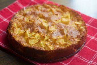 Preparar tarta de manzana para diabéticos